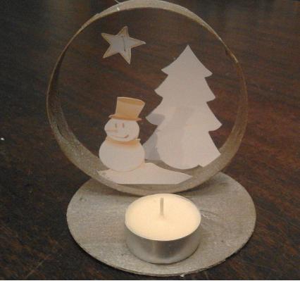 Paysage De Noel A Imprimer.Petit Paysage De Noël Sur Notre Blog